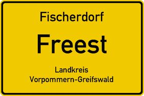 Fischerdorf Freest