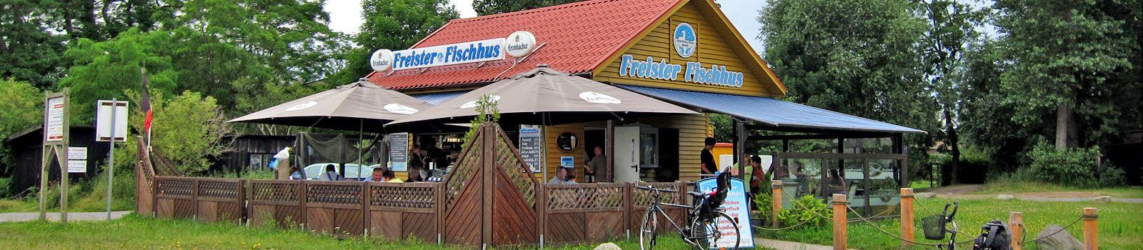 Freister Fischhus